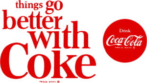 coke brand slogan