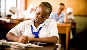 secondary school student in Nigeria