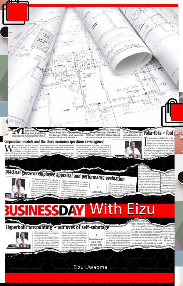 Cover -Eizu on Businessday